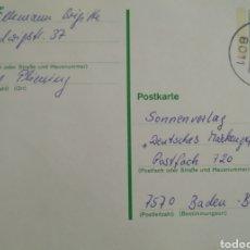 Sellos: TARJETA POSTAL DE ALEMANIA RF 196. Lote 241176000