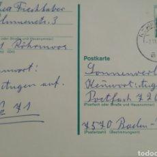 Sellos: TARJETA POSTAL DE ALEMANIA RF 197. Lote 241176565