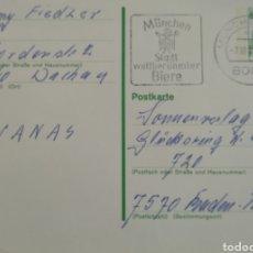 Sellos: TARJETA POSTAL DE ALEMANIA RF 201. Lote 241178480