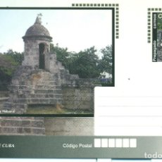 Sellos: CUBA 2017 OLD WALL IN HAVANA - ARCHITECTURE. Lote 241356520