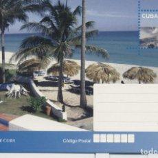 Sellos: CUBA 2017 BEACH CUBA - BEACH. Lote 241356535