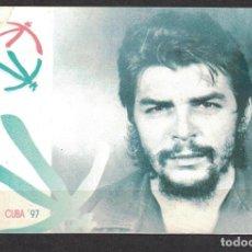 Sellos: CUBA 1990 COMANDANTE CHE - CHE GUEVARA. Lote 241357040