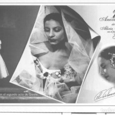 Sellos: CUBA 2017 ALICIA ALONSO AS GISELLE - BALLET. Lote 241500960