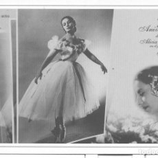 Sellos: CUBA 2017 ALICIA ALONSO AS GISELLE - BALLET. Lote 241500965