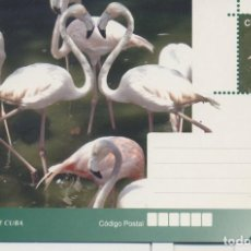 Sellos: CUBA 2017 PELICAN - BIRDS. Lote 241501275