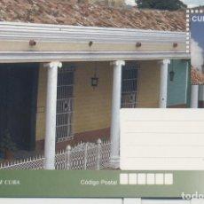 Sellos: CUBA 2017 SANTA CLARA TRINIDAD - ARCHITECTURE. Lote 241501405