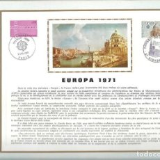 Sellos: EDITIONS CEF Nº 168 EUROPA 1971. Lote 245884895
