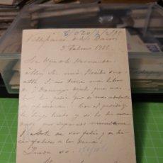 Selos: VILLARRICA DE LOS BARROS .BADAJOZ 1935. Lote 246326875