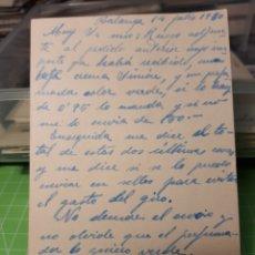 Selos: BERLANGA. BADAJOZ 1930. Lote 246333720