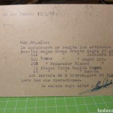 Selos: VILLAFRANCA DE LOS BARROS .BADAJOZ 1958. Lote 246336750