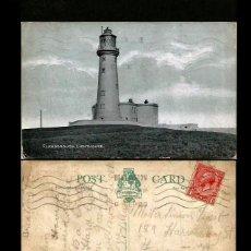 Selos: GRAN BRETAÑA TP FARO FLAMBOROUGH 1920. Lote 247791445