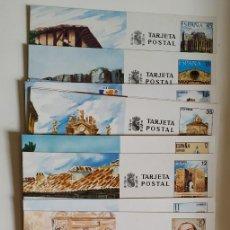 Sellos: 18 TARJETAS POSTALES DE ESPAÑA. Lote 252296790