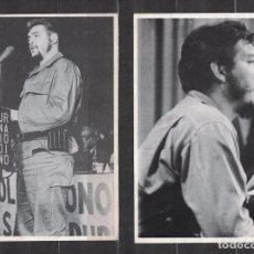 Sellos: CUBA 1990 COMANDANTE CHE - 4 PHOTOS - CHE GUEVARA. Lote 255588540