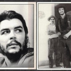 Sellos: CUBA 2010 CUBAN REVOLUTIONARIES - CHE, FIDEL - 7 CARDS - FAMOUS PEOPLE. Lote 255588565