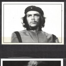 Sellos: CUBA 2015 CUBAN REVOLUTIONARIES - 21 CARDS - FAMOUS PEOPLE. Lote 255588615