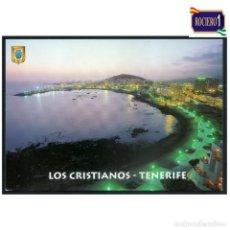 Sellos: ESPAÑA. POSTAL CIRCULADA. LOS CRISTIANOS-TENERIFE. USADO. Lote 260280895