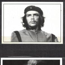 Sellos: CUBA 2015 CUBAN REVOLUTIONARIES - 21 CARDS - FAMOUS PEOPLE. Lote 260500470