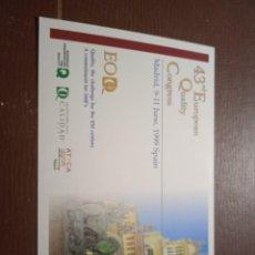 Selos: TARJETAS DEL CORREO 63,66,75.76,78,79Y 82 PARA DUDAS CONTACTA SIEMPRE CONMIGO PARA ACLARAR. Lote 262463615