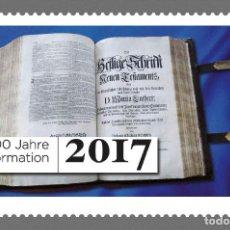 Sellos: AUSTRIA 2017 - 500 JAHRE REFORMATION MNH. Lote 262635230
