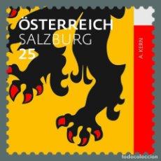 Sellos: AUSTRIA 2017 - HERALDIK ÖSTERREICH MNH. Lote 262654040