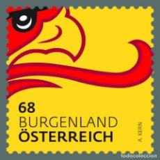 Sellos: AUSTRIA 2017 - HERALDIK ÖSTERREICH MNH. Lote 262654090