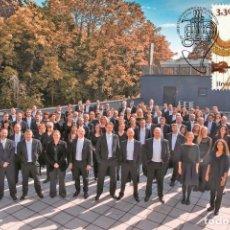 Sellos: CROATIA 2021 - 150TH ANNIVERSARY OF THE ZAGREB PHILHARMONIC ORCHESTRA CARTE MAXIMUM. Lote 266753743
