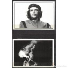 Sellos: CUBA 2015 CUBAN REVOLUTIONARIES - 21 CARDS - FAMOUS PEOPLE. Lote 274736413