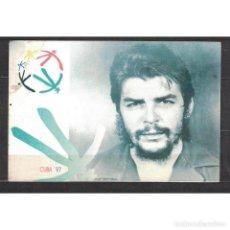 Sellos: CUBA 1990 COMANDANTE CHE - CHE GUEVARA. Lote 274736443