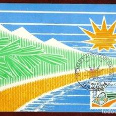 Sellos: MÁXIMA PRIMER DÍA DE FRANCIA AÑO 1983. Lote 277287453