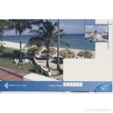 Sellos: O-MA12 CUBA 2017 BEACH CUBA. Lote 287512113