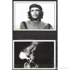 Sellos: CUBA 2015 CUBAN REVOLUTIONARIES - 21 CARDS - FAMOUS PEOPLE. Lote 289944863