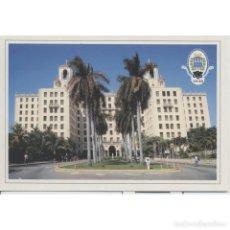 Sellos: O-GE10 CUBA 2017 HOTEL NATIONAL. Lote 293385938