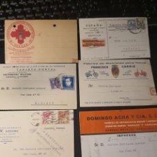 Sellos: LOTE DE TARJETAS POSTALES COMERCIALES .. Lote 294098988