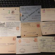 Sellos: LOTE DE TARJETAS POSTALES COMERCIALES.. Lote 294099593