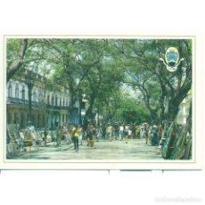 Sellos: CUBA 2017 PROSPECT PRADO HAVANA - ARCHITECTURE. Lote 295950773