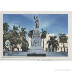 Sellos: CUBA 2017 HAVANA CENTRAL PARK - MONUMENTS. Lote 296046258