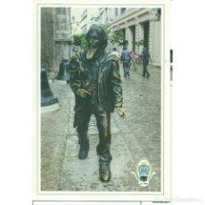 Sellos: CUBA 2017 PARIS KNIGHT - MONUMENTS. Lote 296046283