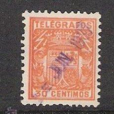 Timbres: ESPAÑA 1932 - TELEGRAFOS - EDIFIL 71. Lote 30862418