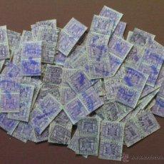 Sellos: 200 SELLOS DE 1 PESETA EN PAREJAS. Lote 42724094