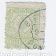 Sellos: ESPAÑA. CORREO. GIRO. 10 CTS. CON SERIE . Lote 72024811