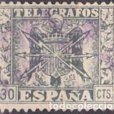 Sellos: 1949 - ESCUDO DE ESPAÑA - 30 CTS - EDIFIL 88. Lote 93380845