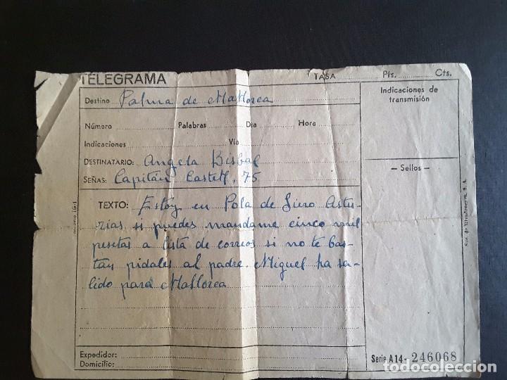 TELEGRAMA SERIE A14 (Sellos - España - Telégrafos)