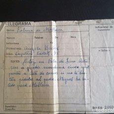 Sellos: TELEGRAMA SERIE A14. Lote 118611127
