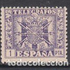 Francobolli: ESPAÑA TELÉGRAFOS 1949 EDIFIL 90 ** MNH. Lote 151814542