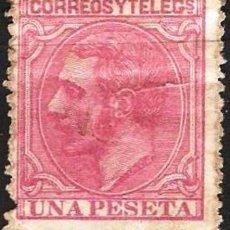 Sellos: EDIFIL Nº 207T TELEGRAFOS ( 8,25 € ). Lote 176903439