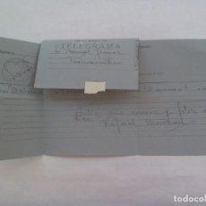 Sellos: TELEGRAFAMA ENVIADO DESDE EL VISO DEL ALCOR A MAIRENA DEL ALCOR ( SEVILLA ) , 1956. Lote 204684712
