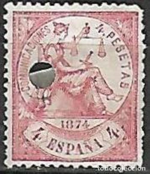 EDIFIL 151T TELEGRAFOS (Sellos - España - Telégrafos)