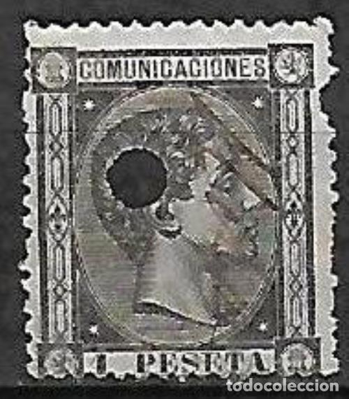 EDIFIL 169T TELEGRAFOS (Sellos - España - Telégrafos)