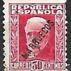 Sellos: EDIFIL MARRUECOS 30C.* NUEVO C/FS. Lote 205526763