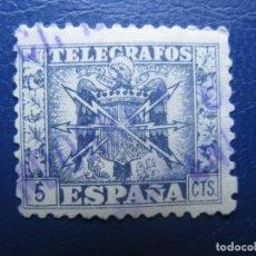 Sellos: 1940, TELEGRAFOS, EDIFIL 76. Lote 222373151